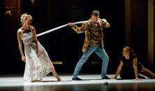 Ballet Pécs: The Taming of the Shrew