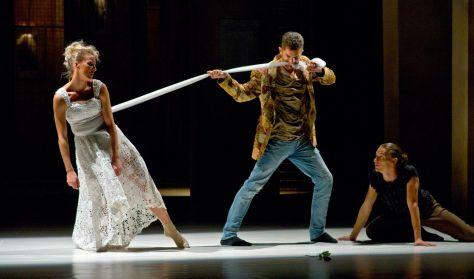 Pécsi Balett: A makrancos hölgy