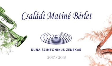 Duna Szimfonikus Zenekar - Zenés múzeumi séták