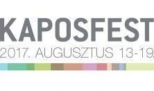 Kaposfest 2017/08/14 délelőtt