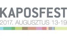 Kaposfest 2017/08/18 este