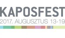 Kaposfest 2017/08/19 délelőtt