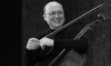 Kobayashi bérlet 1. - Suren Bagratuni gordonka, Hamar Zsolt karmester