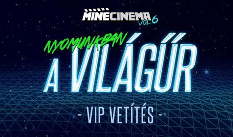 MineCinema VIP / 2017. december 2.