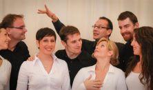 OCTOVOICE: JÁTÉK -  Az Octovoice Énekegyüttes hangversenye