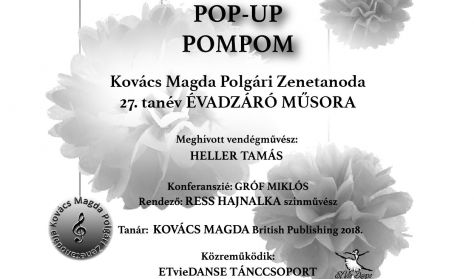 KOVÁCS MAGDA Polgári Zenetanoda évadzáró műsora