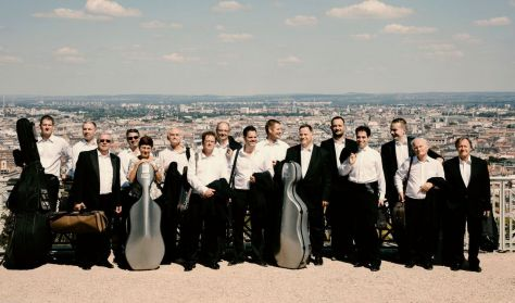 Liszt Ferenc Kamarazenekar, km. Rácz Ödön, Rossini, Bottesini, Britten