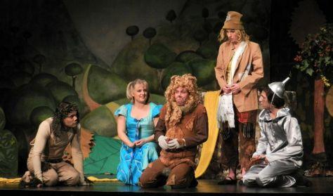Szünidei színház - Óz, a nagy varázsló