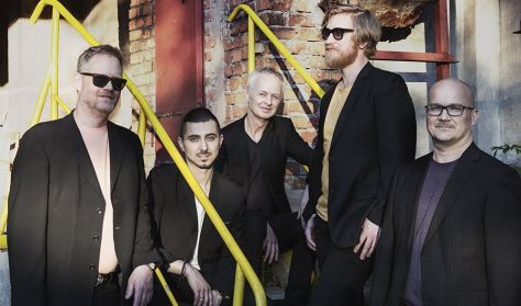 Adam Bałdych, Tore Brunborg és a Helge Lien Trio / CAFe 2017