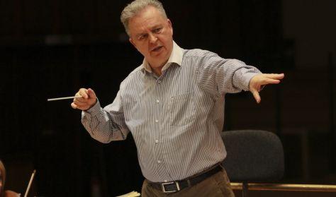 Kocsis Zoltán bérlet 2. - Berkes Kálmán karmester és klarinét