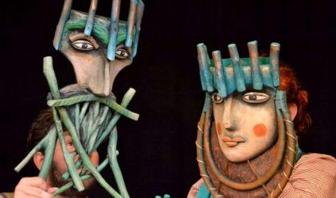 A ZÖLDSZAKÁLLÚ KIRÁLY - Ziránó Színház