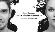 Szegedi Kortárs Balett: Don Juan / A négy évszak