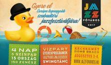 JAZZFŐVÁROS fesztivál 2017 / Szombat esti jegy (aug. 5.)