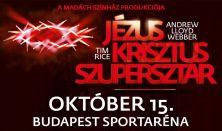 Jézus Krisztus Szupersztár - Budapest