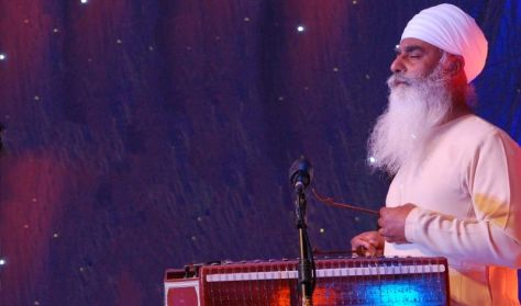 Harjinder Pal Singh - Az Indiai Klasszikus Zene Mesterei XXII.