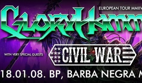 Gloryhammer / Civil War
