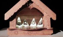 momkult gyermekszínház | Ha betér az Égi Király - Fabók Mancsi bábszínháza