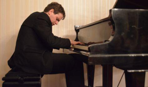 Liszt Múzeum - Matinékoncert: Borbély László - zongora