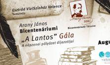"""""""A lantos""""- Gála Arany 200"""