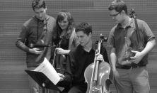 """ARCUS TEMPORUM XIII./ """"Kvartett"""" – Vidovszky és a Kruppa Quartet"""