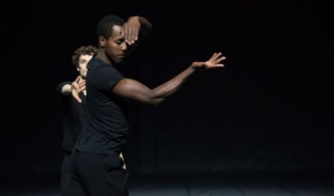 Rosas / Anne Teresa De Keersmaeker, Salva Sanchis (BE): A Love Supreme
