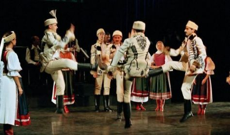Magyar Állami Népi Együttes - Verbunkos
