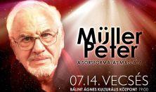 Müller Péter előadóest - A sorsformálás mágiája