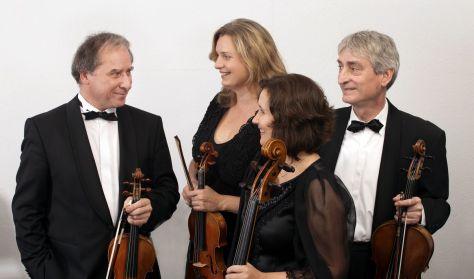 Auer Fesztivál - Veszprém Ránki Dezső és a Keller Kvartett