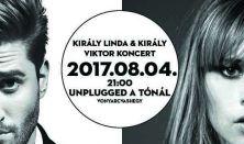 Király Linda és Király Viktor - Unplugged a tónál