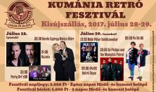 Kumánia Retró Fesztivál - Napijegy