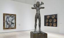Westkunst - Ostkunst. Állandó gyűjteményi kiállítás