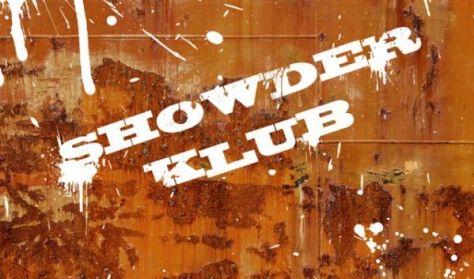 SHOWDER KLUB felvétel - Benk Dénes, Csenki Attila, Aranyosi Péter, Ráskó Eszter