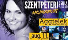 "Szentpéteri Csilla & Band  - "" Barlangkoncert """