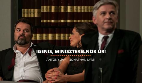Jay - Lynn: Igenis, miniszterelnök úr!