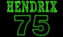 HENDRIX 75.