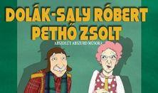 Dolák-Saly Róbert és Pető Zsolt