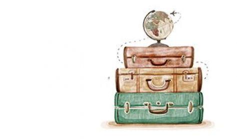 Utazás a világ körül Micivel és Bolhással