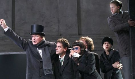 Stage Russia - A. P. Csehov: Ványa bácsi