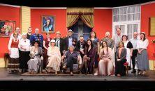 G. Feydeau: Fel is út, le is út! - prózai színpadi előadás