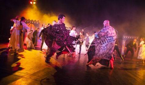 Cervinus Teátrum: Csodaszarvas - zenés, táncos színpadi előadás
