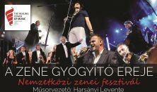 Zene Gyógyító Ereje - utazó nemzetközi zenei fesztivál