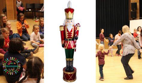 Meséről mesére - tánccal, zenével, kézi ügyeskedéssel (családi délután)