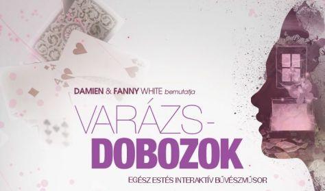 Damien és Fanny White - Varázsdobozok