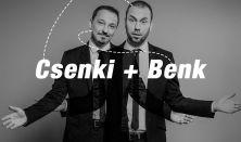 """ELŐSZILVESZTER - """"A SZEX a lelke mindennek?"""" - Benk Dénes és Csenki Attila közös estje"""