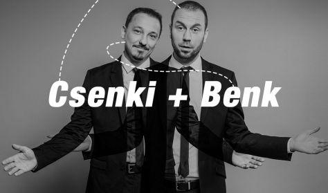 """ELŐSZILVESZTER - """"A SZEX a lelke mindennek?"""" - Benk Dénes és Csenki Attila közöt estje"""