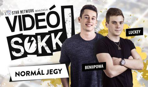 VideóSOKK: luckeY és Beniipowa