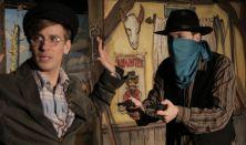 AAK Studió előadása Cowboyok & Banditák