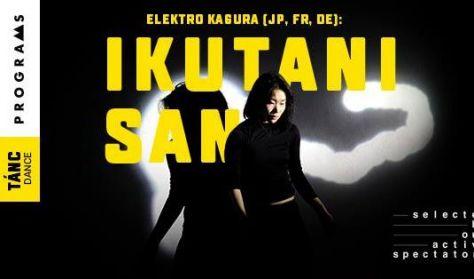 Elektro Kagura (JP, FR, DE): Ikutani San / Be SpectACTive!