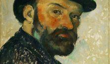 EXHIBITION: Cézanne - Egy élet portréi