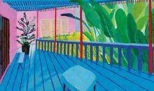 EXHIBITION: David Hockney a londoni Királyi Művészeti Akadémián